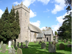 Michaelston Church